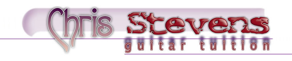 Chris Stevens Guitar Tuition